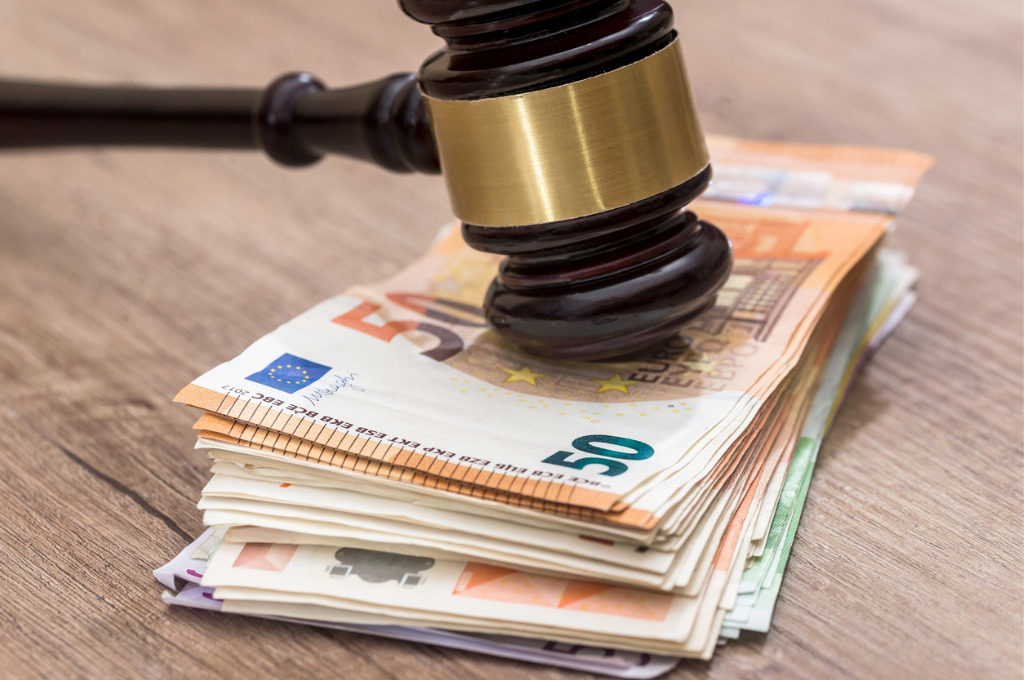 kosten kantonrechter liquidatietarief schaap advocaten notarissen rotterdam